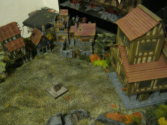 Game Mats/Surfaces... Warhammer+Scenery+Model+Buildings