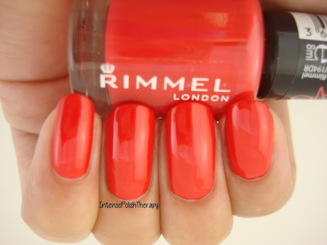 Rimmel - Glaston Berry