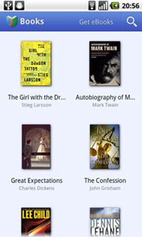 Download Google Books App For Android, iPhone, iPad and iPod touch