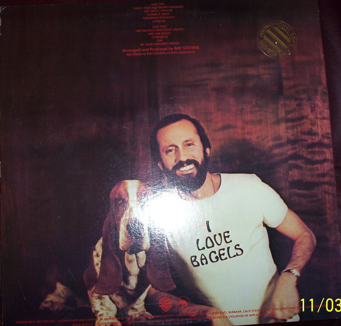 Ray Stevens Music Journey November 2008