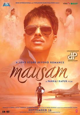 Mausam (2011) DVD Rip 800 MB, mausam dvd cover, mausam poster, mausam, blu ray dvd cover.