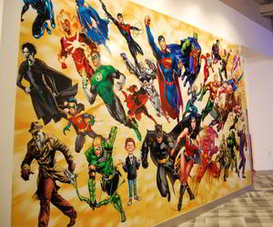 Insane Facts About DC Comics