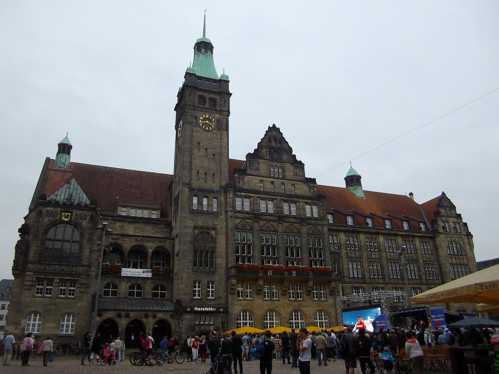 Chemnitz Germany  city pictures gallery : Trip to Chemnitz, Saxony, Germany | Life in Luxembourg