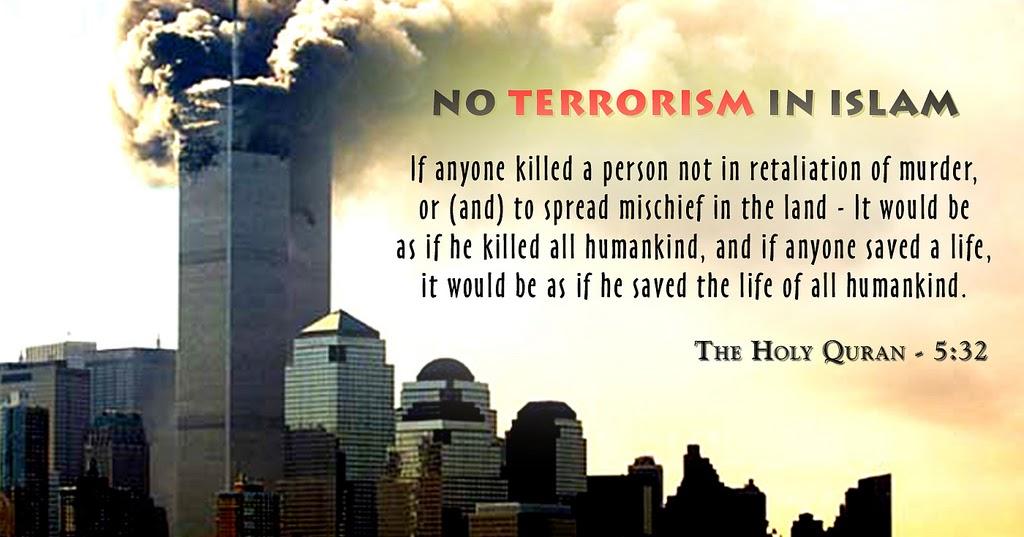 Essay on islam and terrorism