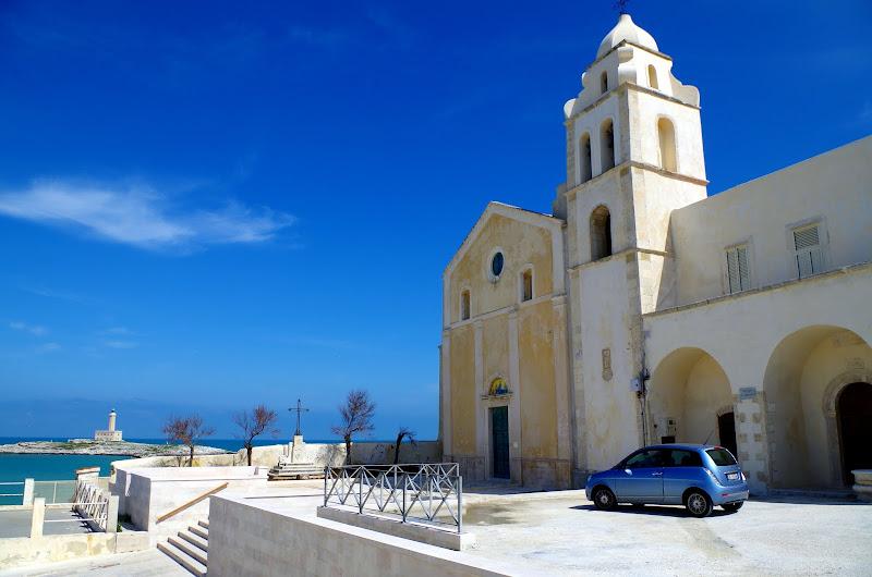 Convento San Francesco in Vieste (Gargano, Apulien)