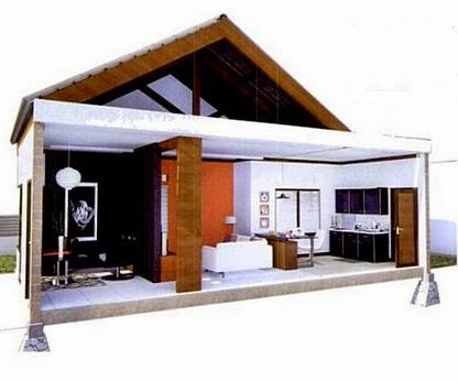perlunya menata interior rumah minimalis zakapedia