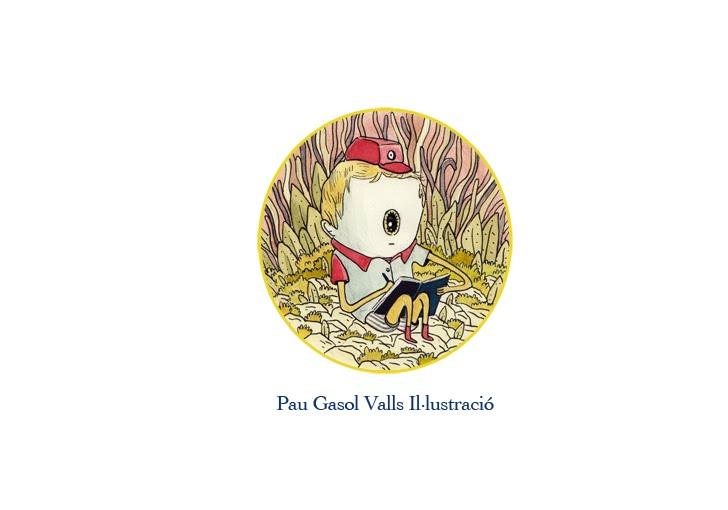 Pau Gasol Valls Il·lustració
