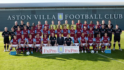 Aston Villa Football Club 2010-2011
