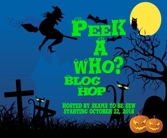 Peek A Who? Blog Hop