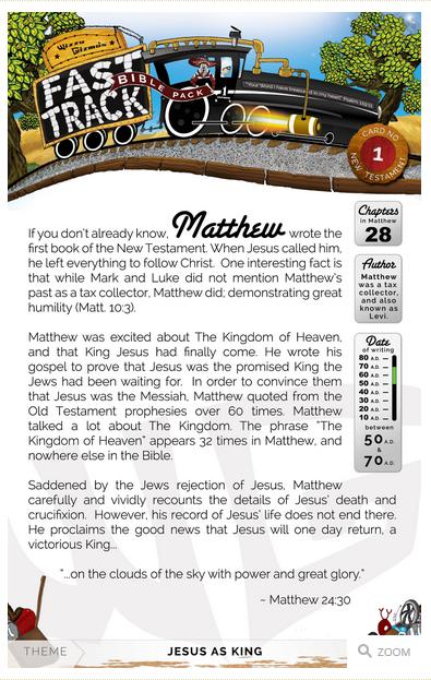Bible for Kids, Bible Study