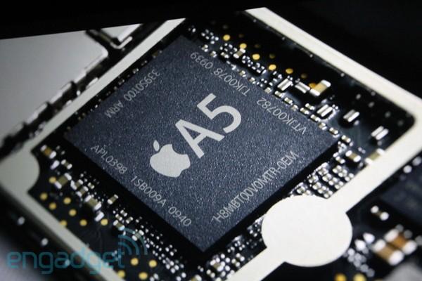 Apple A5 CPU