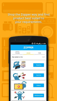 Zopper launches revamped hyper local marketplace based Zopper app at a Bloggers Meet in Delhi