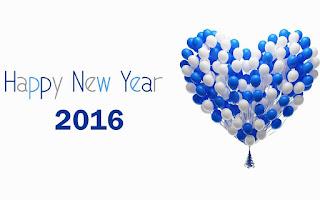 Gambar Ucapan Selamat Tahun Baru DP Animasi Bergerak