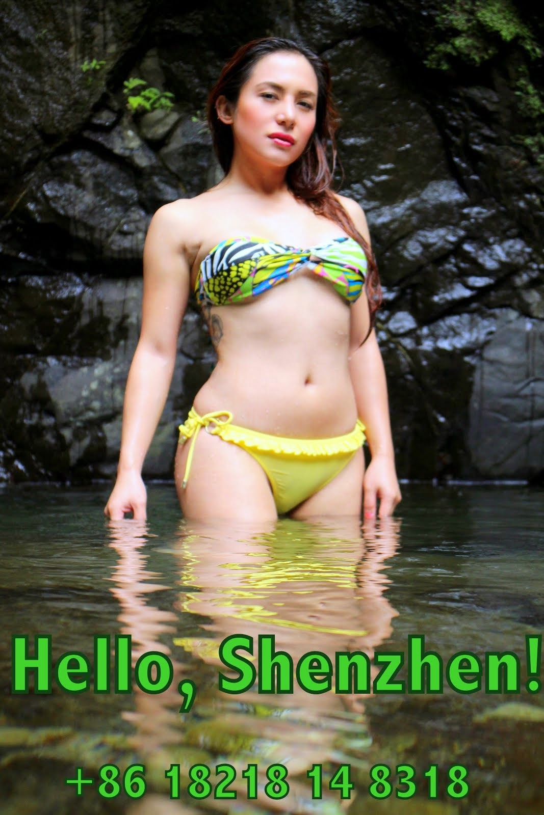 Shenzhen!