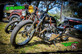 Customs - Choppers & Bobbers