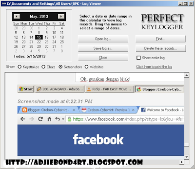 perfect keylogger free download for windows 7