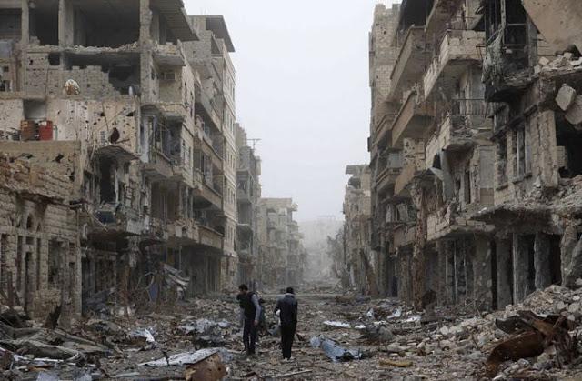 negara syria