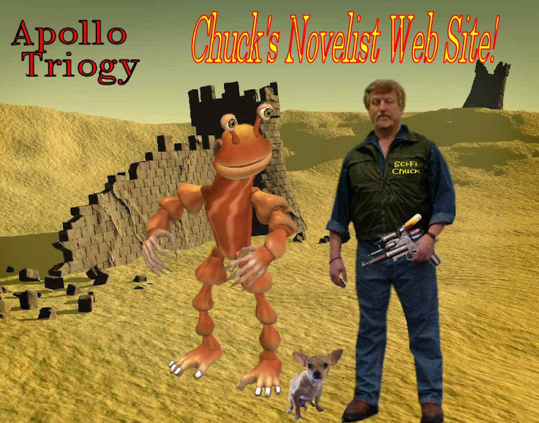 Click To Visit Chuck's Novelist Web Site