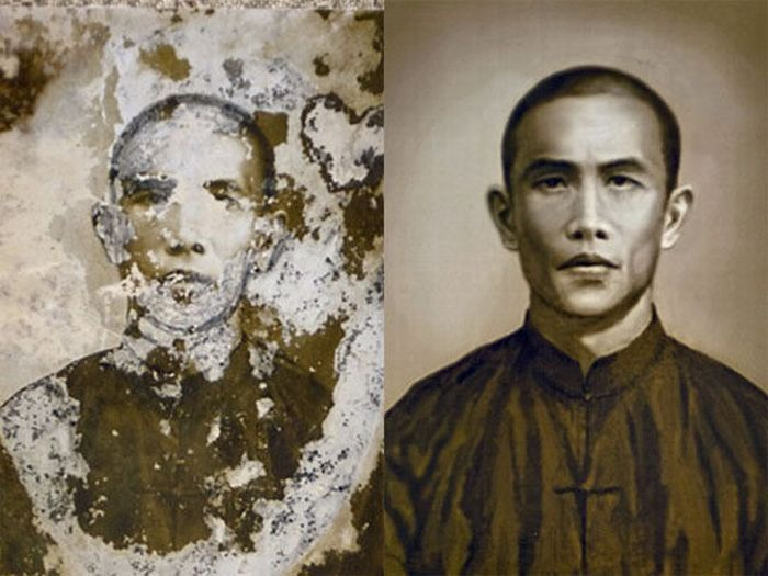 Photoshop Restorations Of Old Photos Damn Cool Pictures