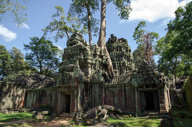 Ta Prohm · Siem Reap · Cambodia
