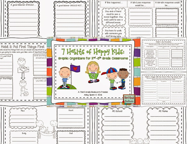 http://thirdgradebookworm.blogspot.com/p/7-habits-of-happy-kids.html