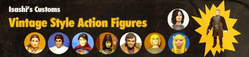 Isashi's Vintage Custom Figures