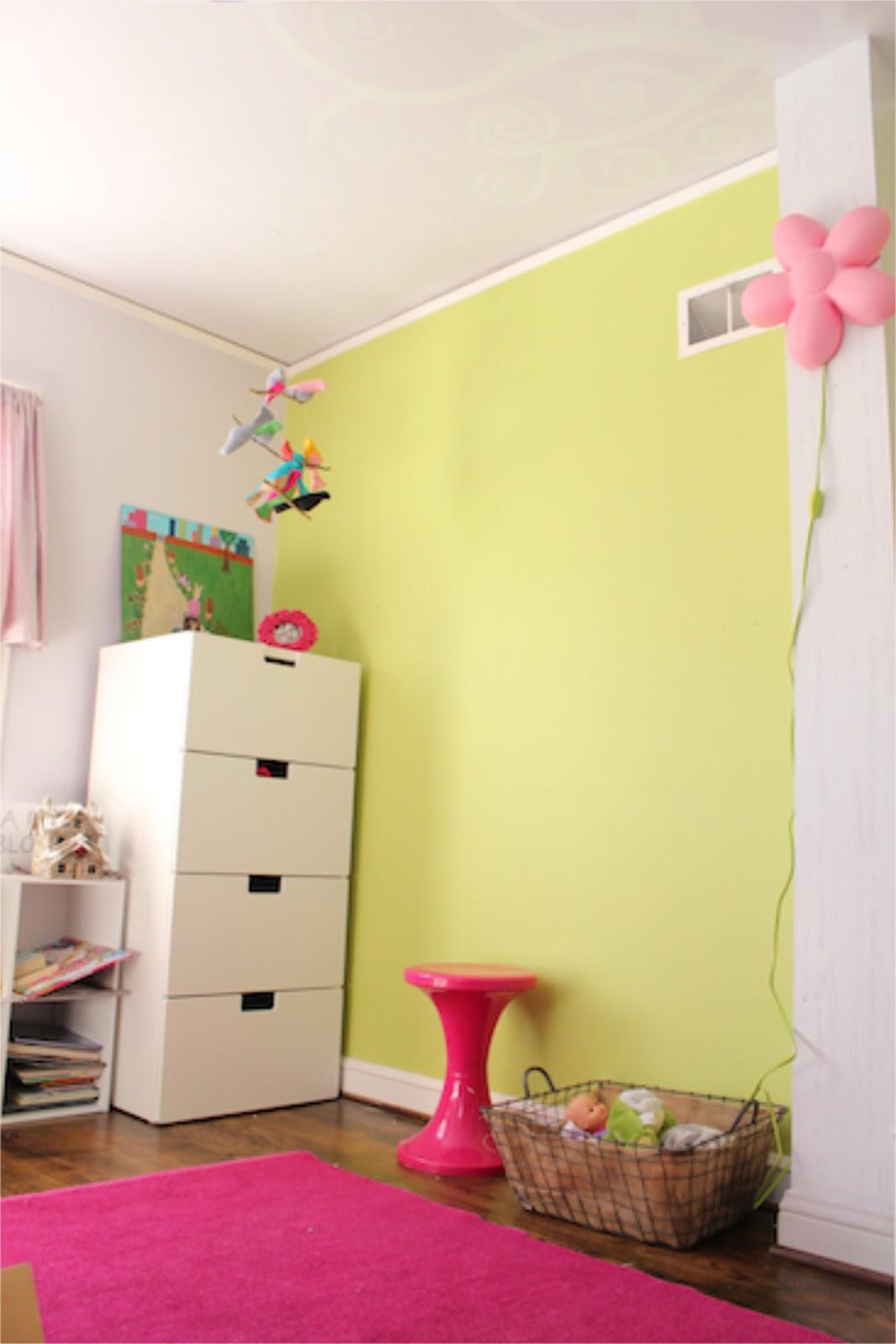 Bluet & Clover: Girls\' Room Update