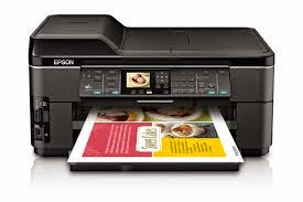 Epson WF 7510 Driver Download