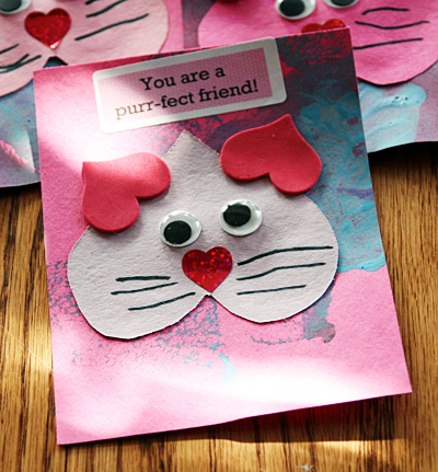 Preschool valentine crafts children craft ideas for Toddler valentine craft ideas