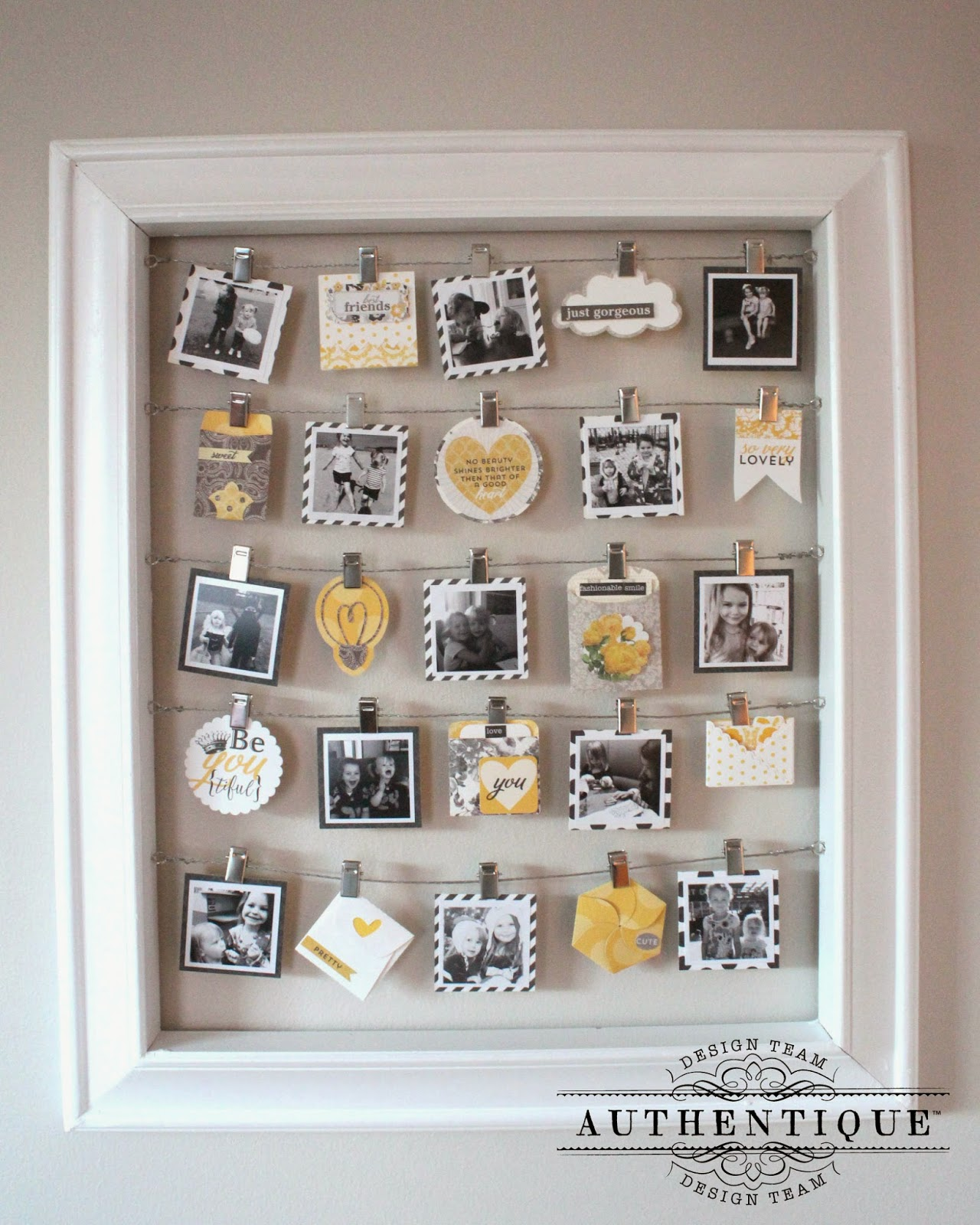 Authentique Paper Beautiful Home Decor With Classique