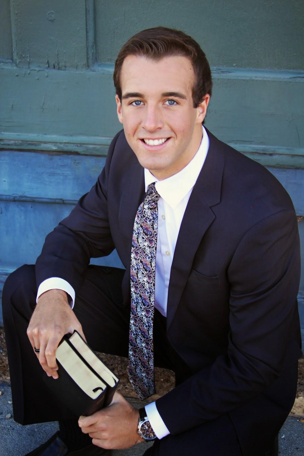 Elder Davis B Cox