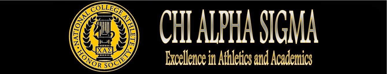Chi Alpha Sigma