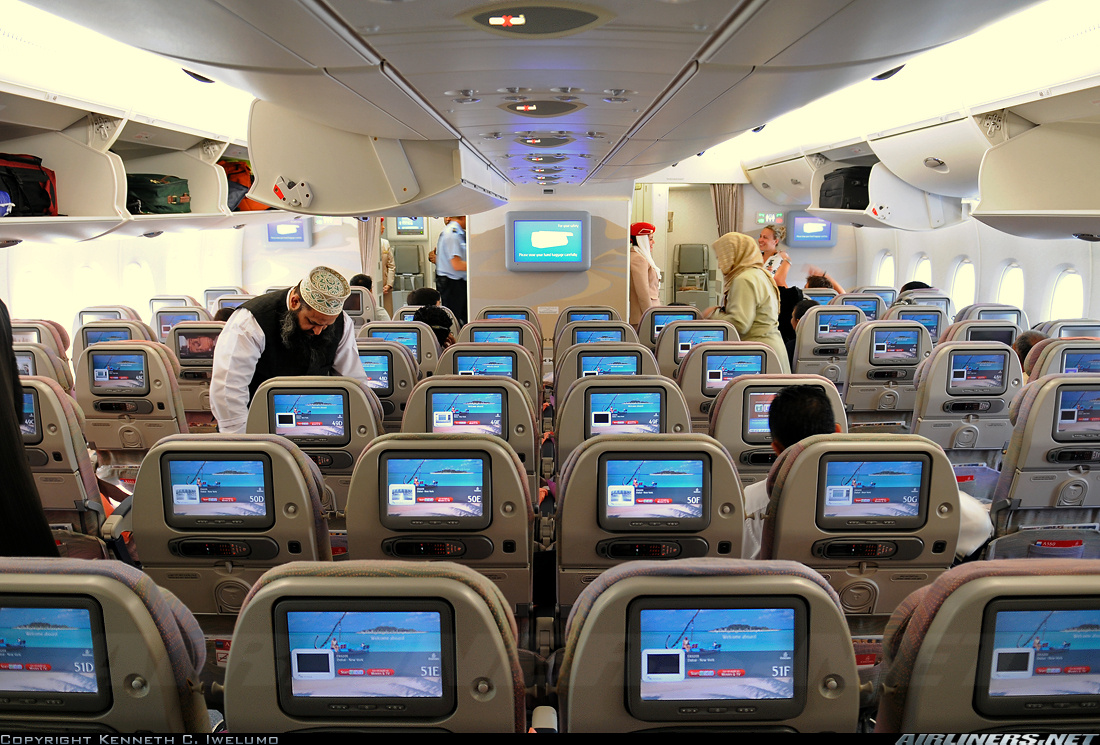 Interesting facts a380 the world s first super jumbo for Airbus a380 emirates interior