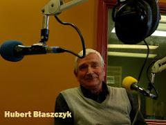 Hubert Błaszczyk - prowadzenie, mix, redaktor