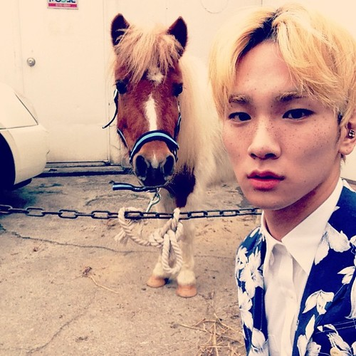 SHINee's Key Joins Instagram
