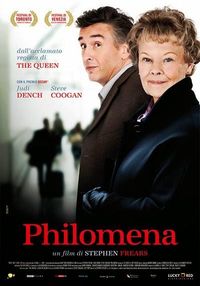 Philomena Poster Film