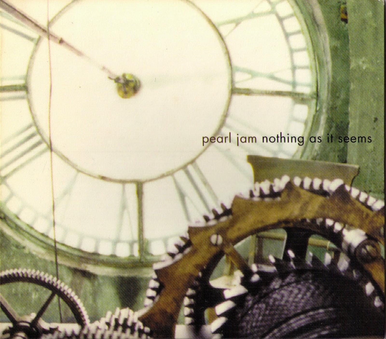 2000 - Nothing As It Seems (Sony, SRCS)