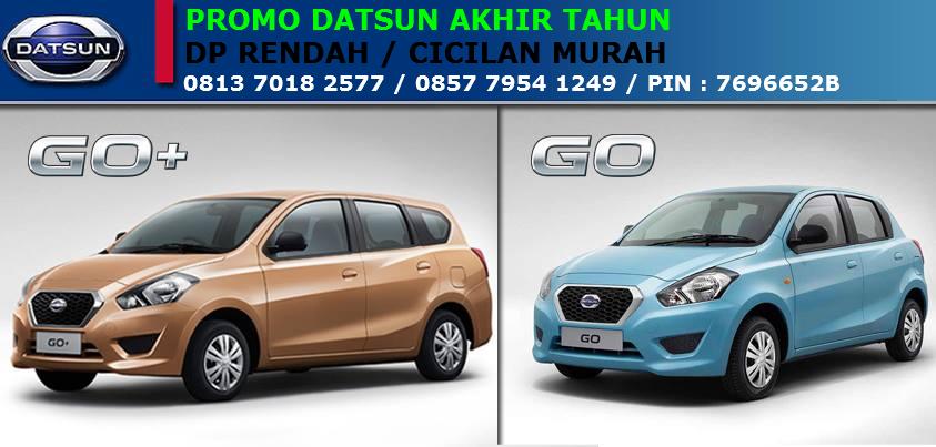 Promo Datsun GO+ Panca Akhir Tahun di 0813 7018 2577