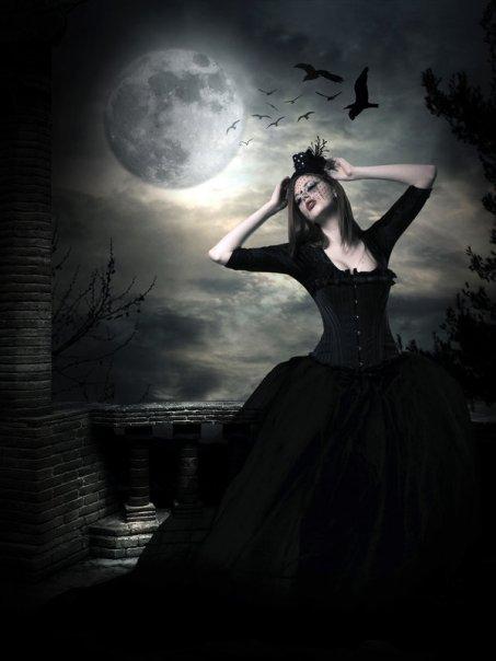 Gothic & Dark Wall... Gothic Violin Wallpaper