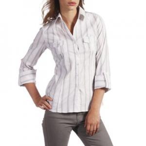 Utilisima souvenir blusa a rayas
