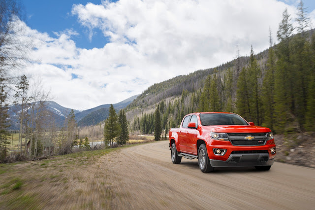 The Chevy Colorado Diesel is the Most Fuel Efficient Midsize Pickup