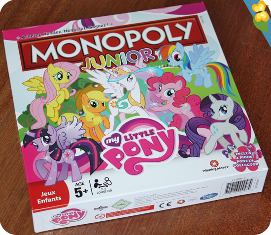 Monopoly Junior My Little Pony