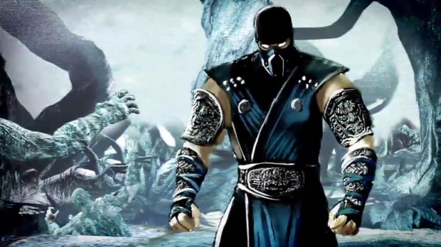 sub zero wallpaper mortal kombat. mortal kombat scorpion vs sub