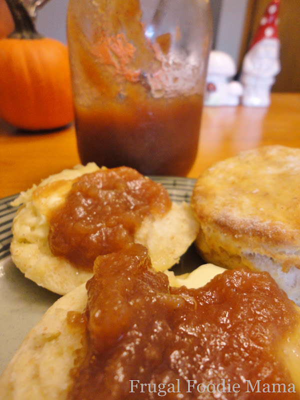 Frugal Foodie Mama: Homemade Apple Butter in the Crock Pot