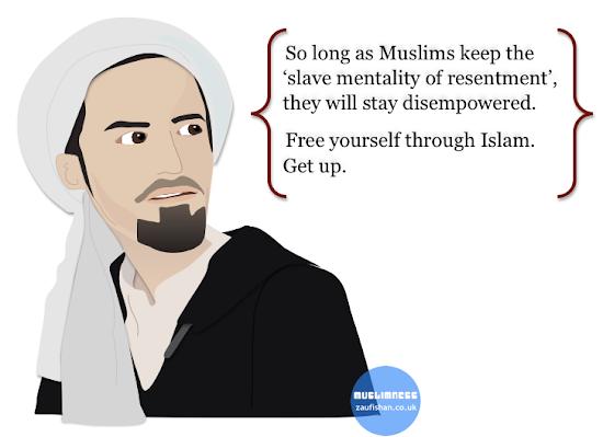 hamza yusuf zaytuna sandala blog islam slave history