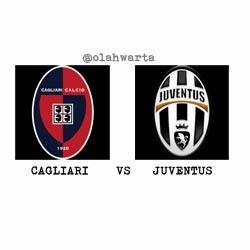 Hasil Pertandingan Cagliari vs Juventus Liga Italia Serie A
