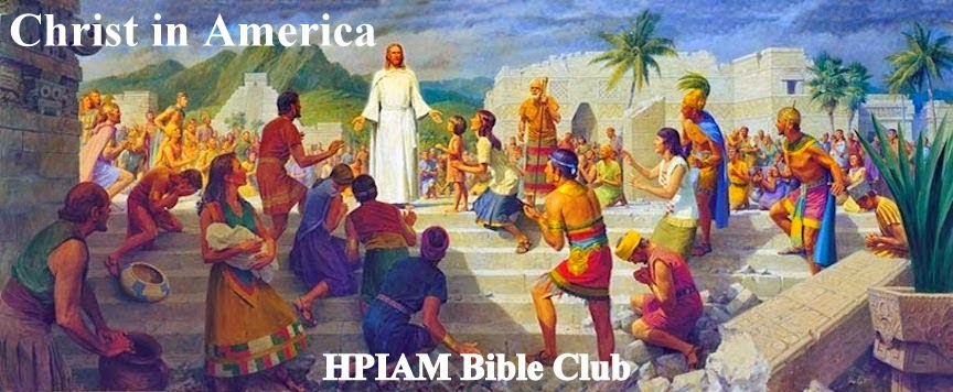 HPIAM Bible Club