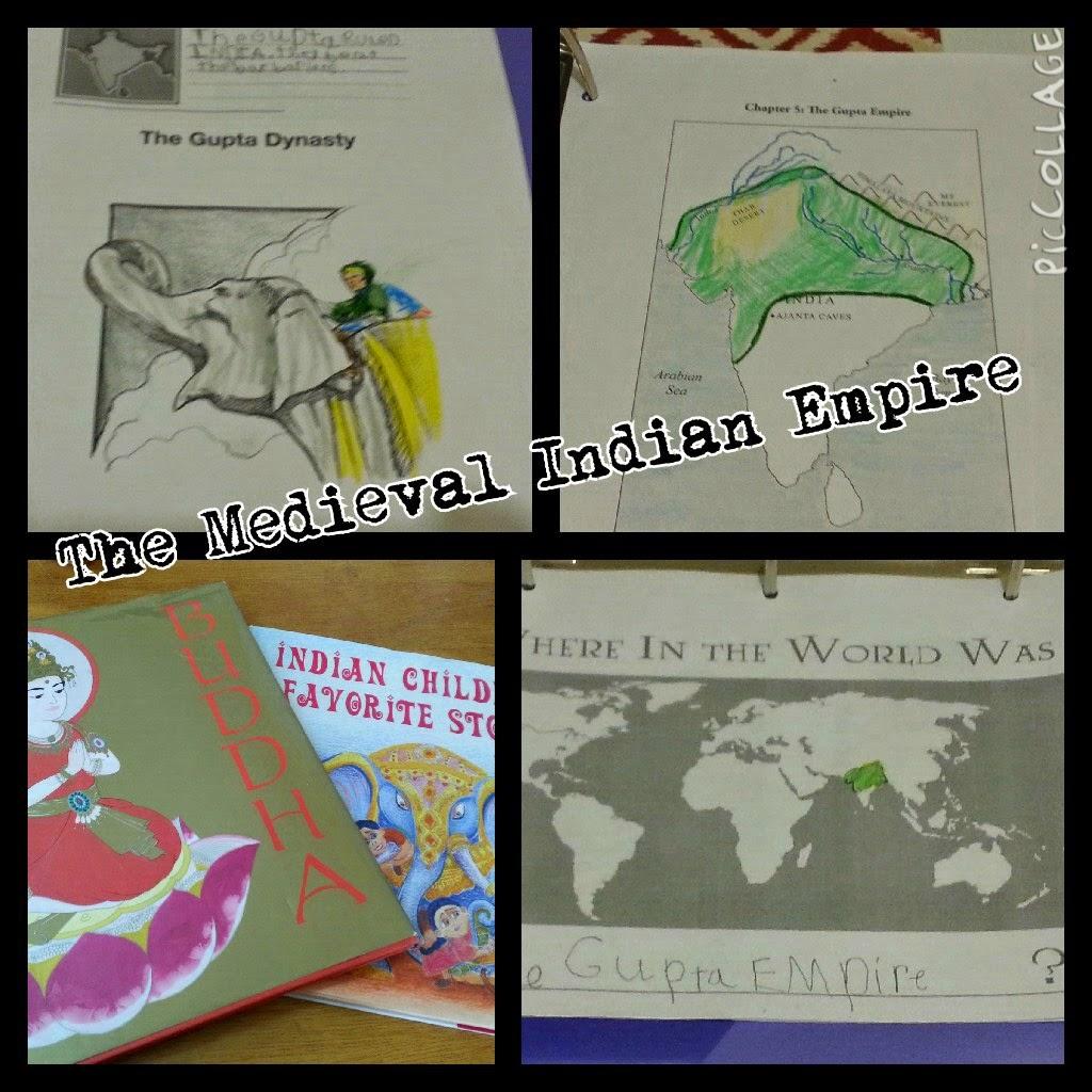 SOTW Medieval Indian Empire
