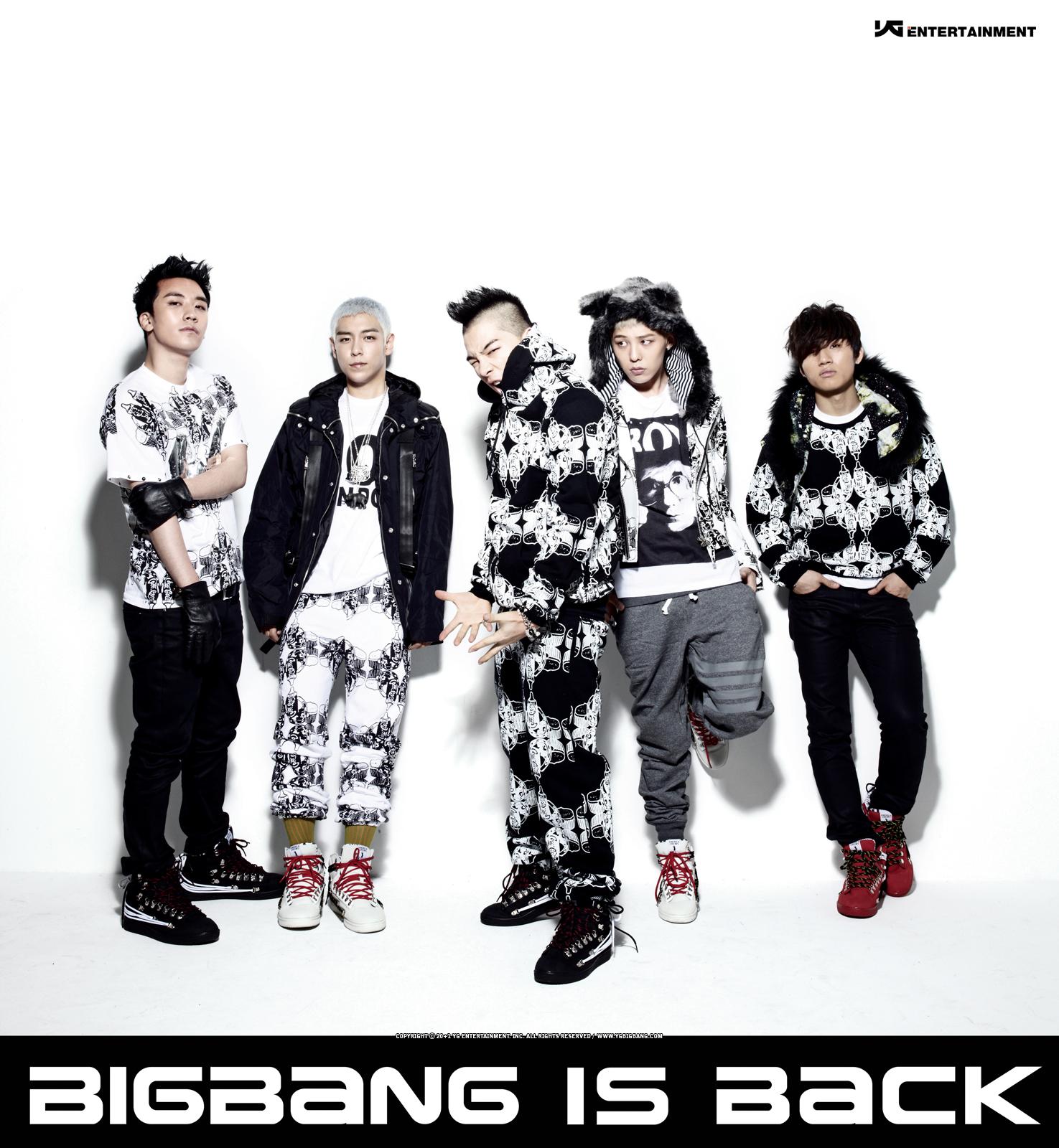 K-addicters: Big Bang TONIGHT teaser is out!!!!! #bigbangisback