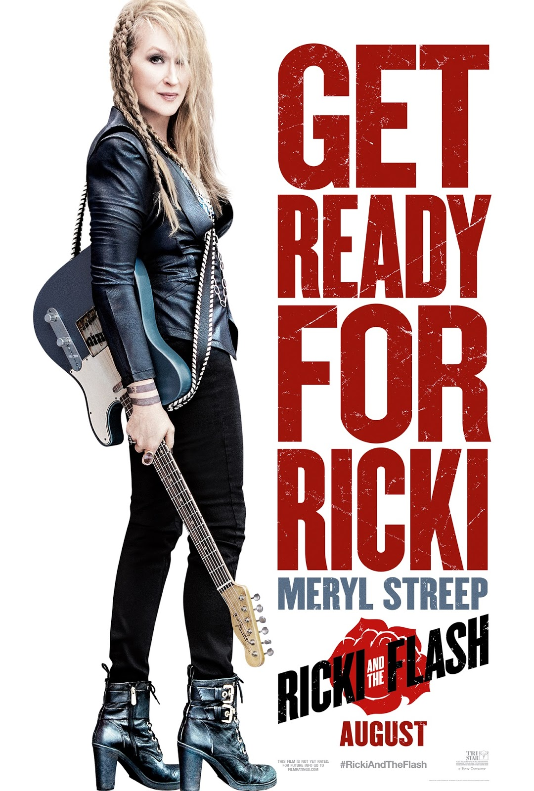 Ricki and the Flash: De Volta pra Casa Dublado